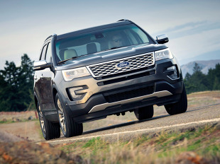 Ford Explorer. Facelifting na 25. rocznicę