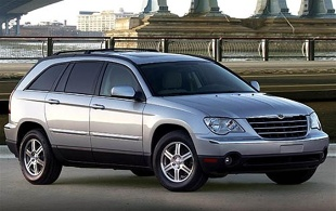 Chrysler Pacifica (2003 - 2010)