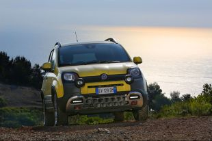 Fiat Panda Cross - mini SUV [galeria]
