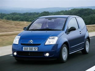 Citroen C2 (2003 - 2010) Hatchback