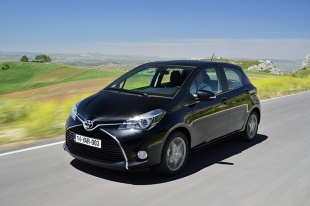Toyota Yaris vs Mitsubishi Space Star