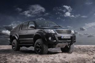 Toyota Hilux Adventure