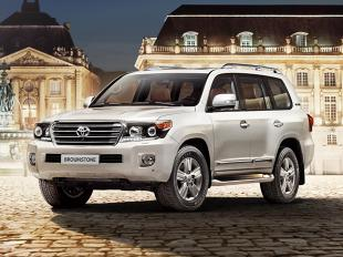 Toyota Land Cruiser 200 Brownstone Edition [galeria]