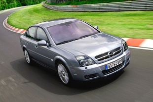 Opel Vectra C (2002-2008) [video]