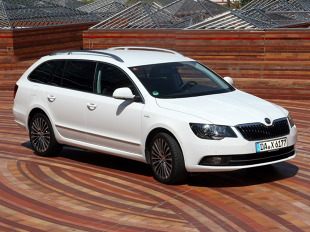 Skoda Superb Laurin&Klement 4x4
