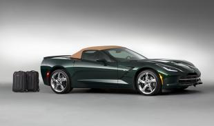 Corvette Stingray Convertible Premiere Edition