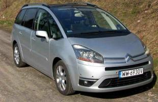 Citroen C4 Grand Picasso kontra VW Touran