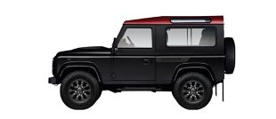 Land Rover Defender w wersji Africa Edition