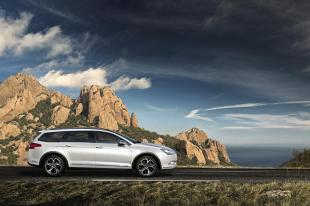 Citroen C5 Cross Tourer [galeria]