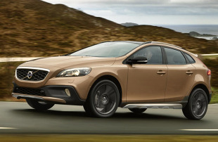 Ceny Volvo V40 Cross Country