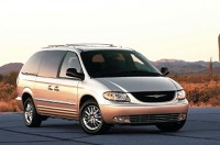 Chrysler Voyager / Grand Voyager IV (2001 - 2007)