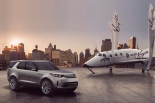 Land Rover Discovery Vision Concept [galeria]