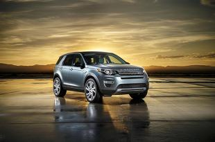 Land Rover Discovery Sport [galeria]