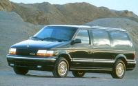 Chrysler Voyager / Grand Voyager II (1991 - 1995)