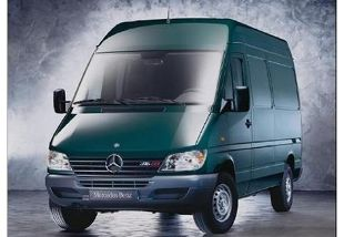 Mercedes-Benz Sprinter 903 (1995 - 2006) Furgon