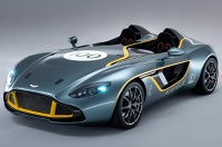 Koncepcyjny Aston Martin CC100