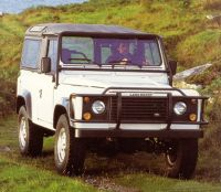 Land Rover Defender I (1983 - 1990)
