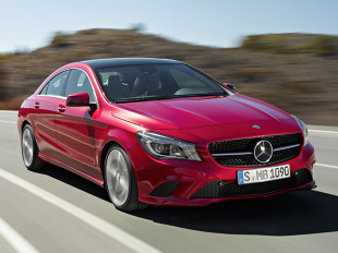 Mercedes-Benz odmieni model CLA