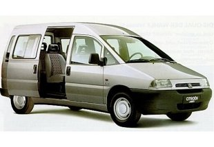 Citroen Jumpy I (1995 - 2007)
