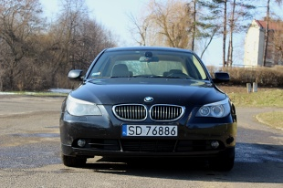 BMW Serii 5 E60 (2003-2010) [VIDEO]