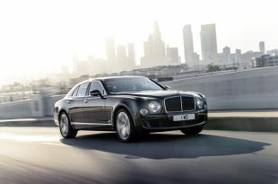 Bentley Mulsanne Speed [galeria]