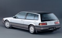 Honda Accord III (1986 - 1989)