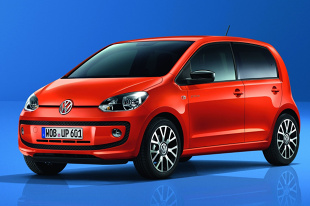 Limitowany Volkswagen up! Groove