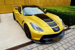 Chevrolet Corvette C7 Stingray po tuningu