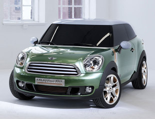 MINI Countryman Coupe w 2013 roku