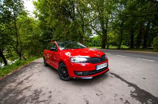 Skoda Rapid Spaceback Monte Carlo. Test i dane techniczne [video]