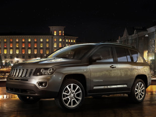 Jeep Compass po faceliftingu