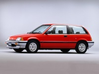 Honda Civic III (1984 - 1987)