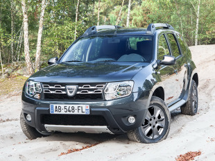 Facelifting Dacii Duster [galeria]