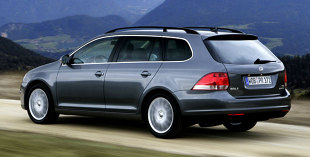 Volkswagen Golf V (2003 - 2008)