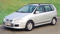 Mitsubishi Space Star 1.6