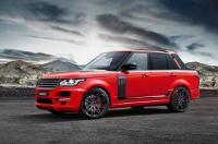 Startech Range Rover. Ekskluzywny pick-up [video]