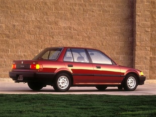 Honda Civic IV (1988 - 1991)