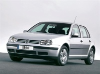 Volkswagen Golf / Golf Plus IV (1997 - 2003)
