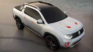 Renault Duster Oroch. Dacia Duster w odmianie pickup