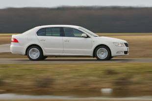Skoda Superb Greenline