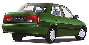 Suzuki Swift III (1996 - 2004)
