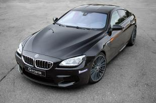 G-Power tuninguje BMW M6 [galeria]