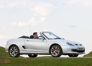 MG TF (2002 - 2005) Roadster
