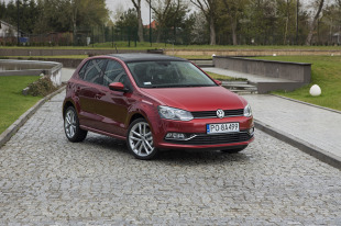 Volkswagen Polo po face-liftingu