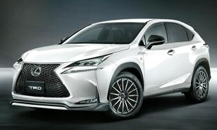 Lexus NX od Toyota Racing Development