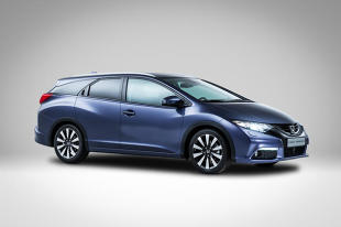 Honda Civic Tourer [galeria]