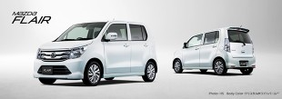 Mazda Flair 2015. Kei Car z Japonii