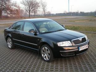 Skoda Superb 2.5 TDI Laurin & Klement