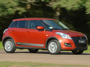 Suzuki Swift 4x4 w wersji Outdoor