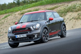 Mini Paceman John Cooper Works po liftingu